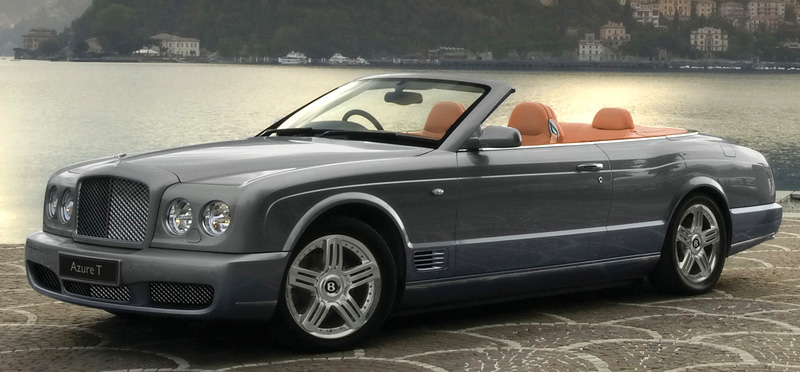 2008 Bentley Azure T