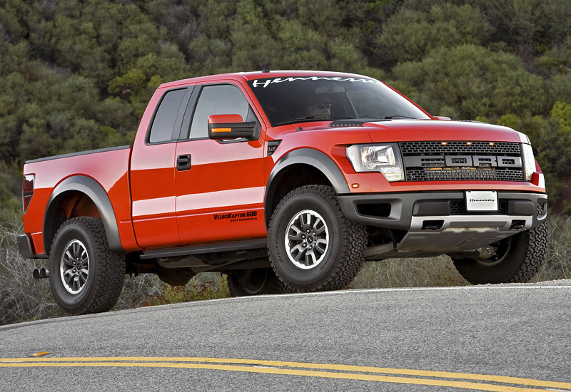 2010 hennessey velociraptor 600 supercharged ford f 150