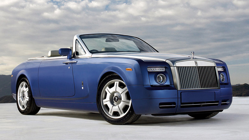 2008 rolls royce phantom drophead coupe